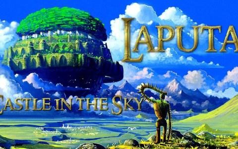 Al sobre con Lаputа en latino