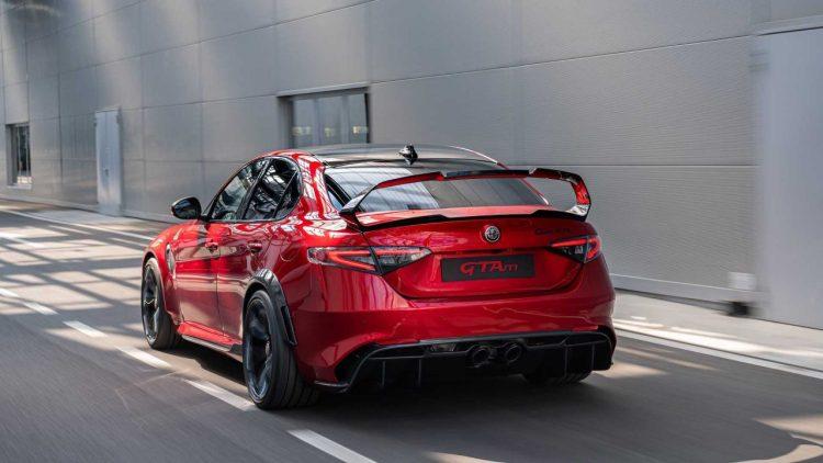 Nuevo Alfa Romeo Giulia GTA y GTAm