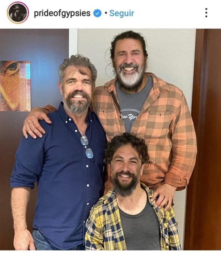 Habría estado bien ver a Mel Gibson en Juego de Tronos.