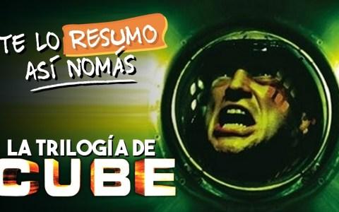 La Trilogía de CUBE | Te lo Resumo así Nomás