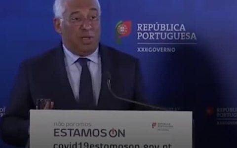 Palabras sensatas las de Antonio Costa, primer ministro de Portugal