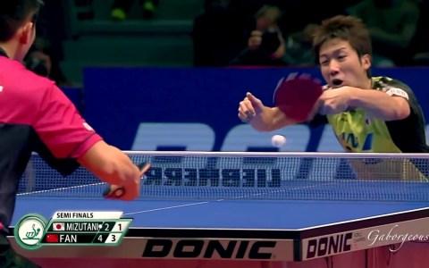 Ping Pong en Slow Motion