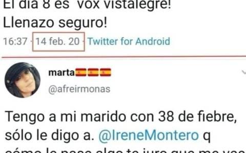 Marta tiene memoria selectiva