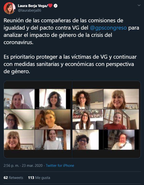 """""""Análisis de la situación del coronavirus con perspectiva de género"""""""