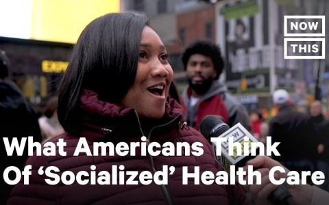 Esto es lo que opinan los norteamericanos de la sanidad pública