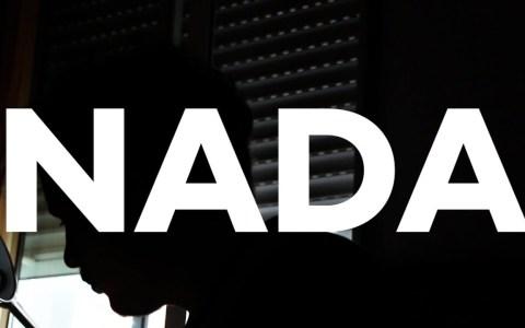 """""""NADA"""": El cortometraje del finolier Alberto Córcoles"""