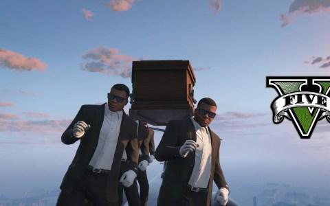 El mod definitivo para el GTA5: Cada vez que palmas, salen los negros del ataúd a bailar