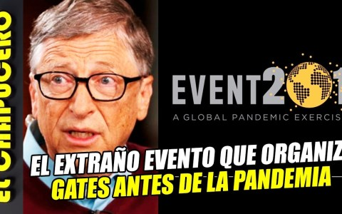 En Octubre de 2019 Bill Gates organizó una simulación sobre una hipotética pandemia de coronavairus saltando a los humanos. Solo 2 meses antes de que sucediera realmente.