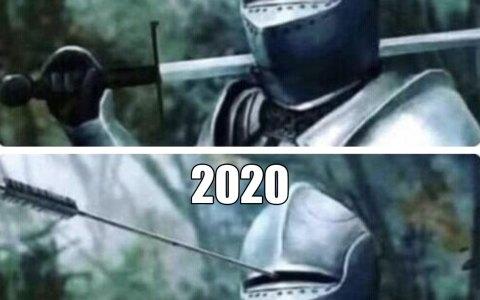 Estúpido y catastrófico 2020...