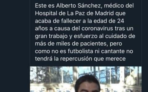 Grande Alberto Sánchez