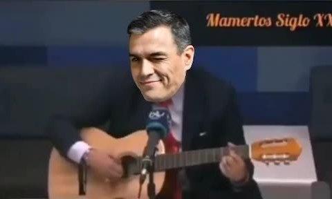 """""""Presidente, toque una canción para tranquilizar al pueblo"""""""