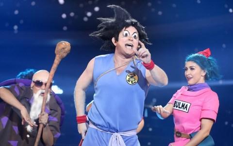 Yonk Goku: el super guerrero de las 3000 viviendas