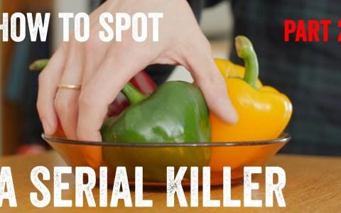 Cómo identificar a un asesino en serie