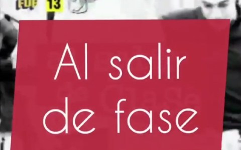 AL SALIR DE FASE
