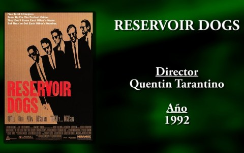Reservoir Dogs: Comparativa de doblajes (1992 vs 2008)