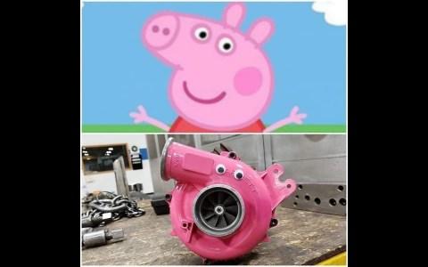 Turbo Peppa Pig