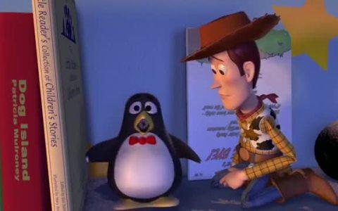 Fernando Simón es el pingüino de Toy Story