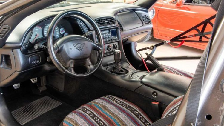 Vette, el extraño buggy creado a partir de un Corvette C5
