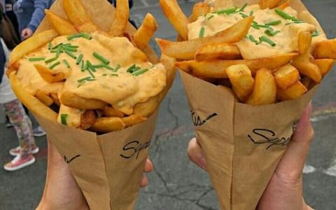 ¿Hacen unas patatas fritas?