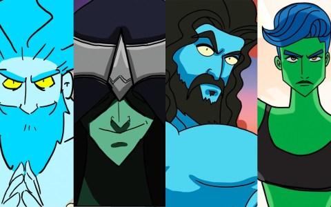 Zeus, Hades, Poseidon, y Deméter   Destripando la historia
