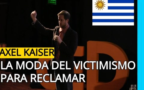 "Axel Kaiser critica la generación ""COPO DE NIEVE"""