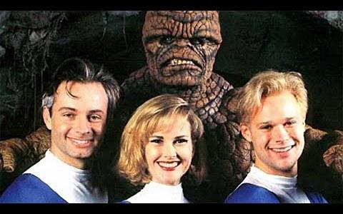 El finolier El Viejo Freak analiza una de las mayores aberraciones de la historia del cine: Los 4 Fantásticos (1994)