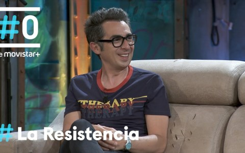 La Resistencia | Entrevista a Berto Romero