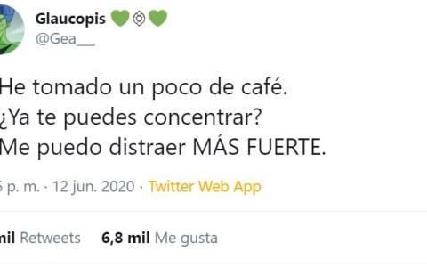Café, ¡La droja legal!