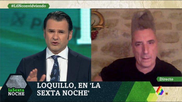 Iñaki López entrevista al líder de los caraconos