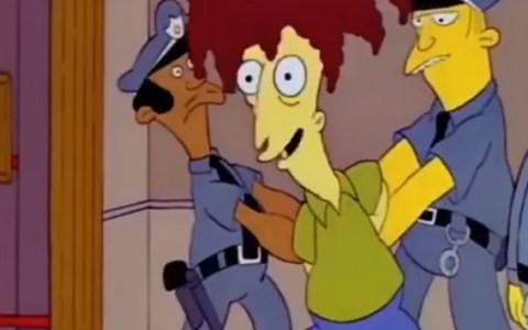 Los Simpson también predijeron a Espartaco de Renfe...