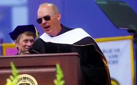 Michael Keaton es un grande
