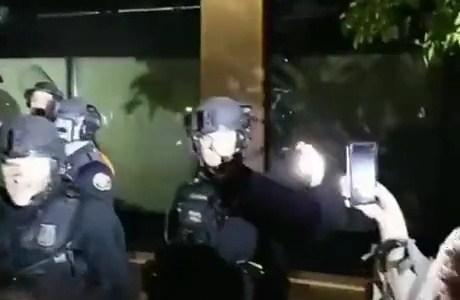 Cuando te pasas de listo con la policía