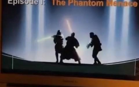 Todos los títulos de Star Wars están MAL