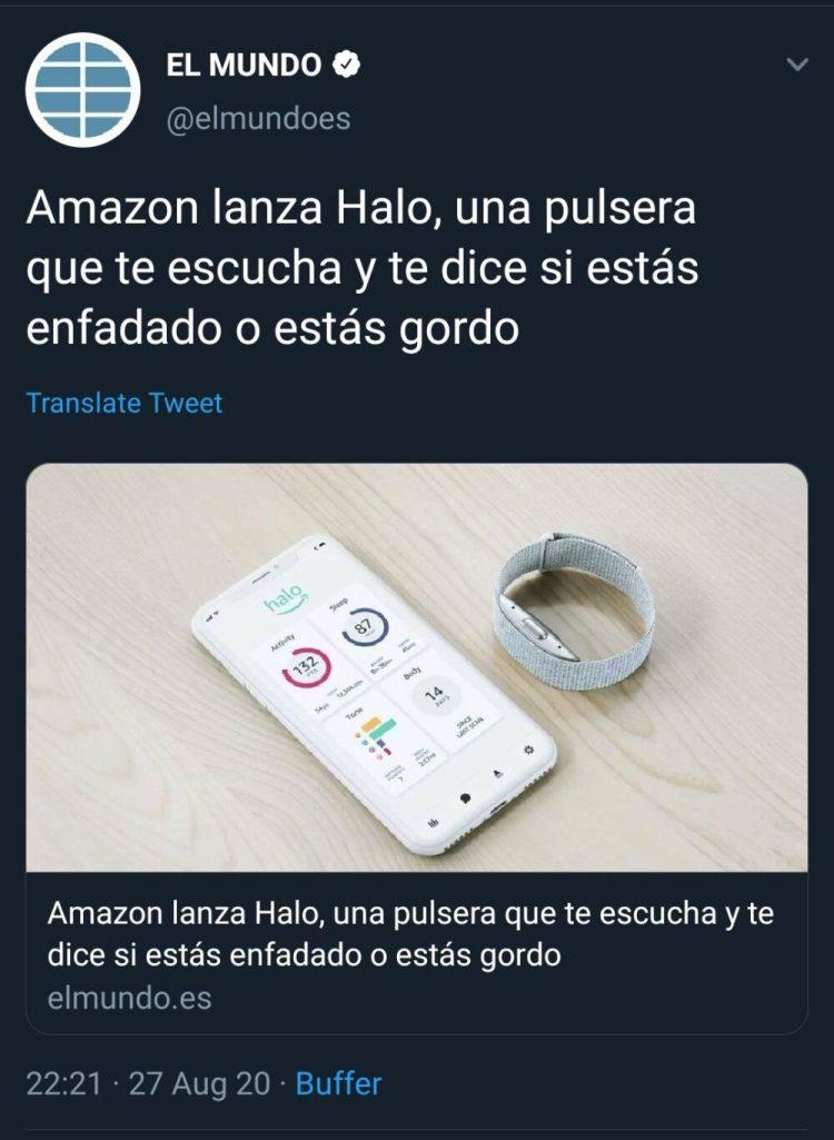 """Amazon ha pensado en toda esa gente soltera que no tiene el """"apoyo"""" de su pareja :D"""