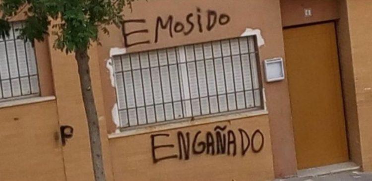 Parece que tenemos un Banksy made in spain suelto por ahí...