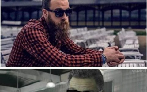 Hipster se enfada porque un artículo había usado su foto para ilustrar que todos los hipsters son prácticamente iguales, pero descubre que el de la foto no es él