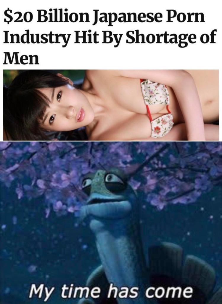 Chavales, hacen falta actores en Japón
