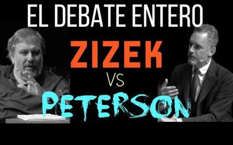 Zizek vs Peterson | Debate completo subtitulado