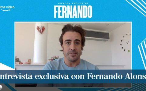 Entrevista a Fernando Alonso.