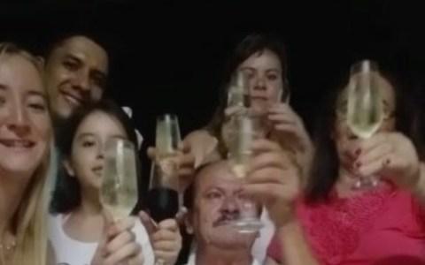 """""""Feliz año 2020"""": Aquí empezó todo a torcerse..."""