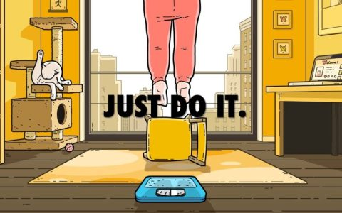 JUST DO IT (Again)