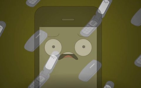 Post para recordar que los móviles plegables son claramente mejores que los normales