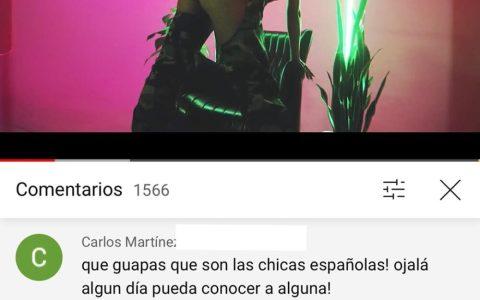 Ánimo Carlos...