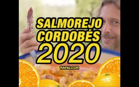 Salmorejo al estilo 2020