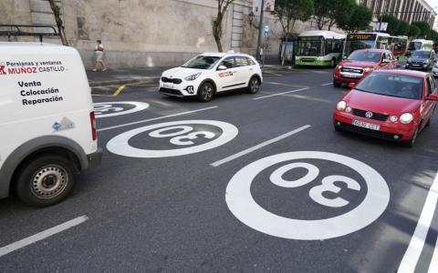 Cada día tiene menos sentido circular en coche por ciudad.