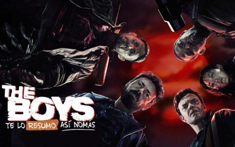 THE BOYS: Te Lo Resumo Así Nomás