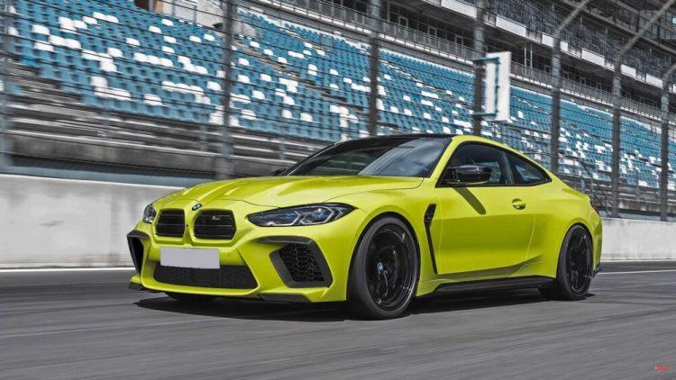 Si no te gusta la parrilla del nuevo BMW M4 pronto podrás sustituirla por alguna de éstas