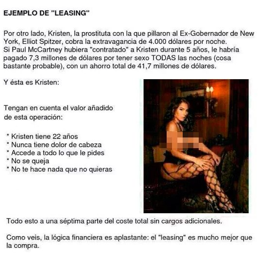 Compra vs Leasing