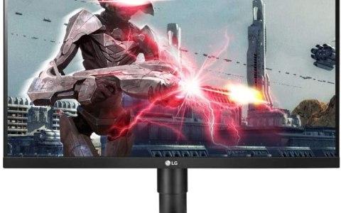 Monitor gaming FullHD económico, perfecto para equipos de potencia media