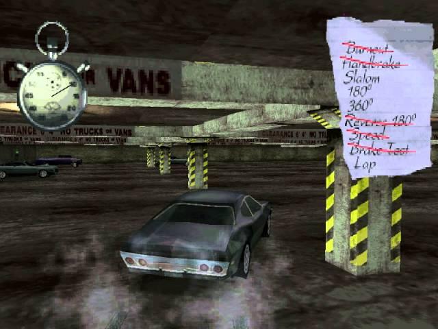 Si recuerdas este parking, eres población de riesgo